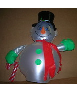 Rhode Island Novelty Inflatable Squeaky Snowman  UPC:710534487573 - $7.87