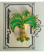 Palm Tree Magnet Mag Friends Needle Minder Acco... - $14.40