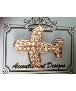 Airplane Magnet Mag Friends Needle Minder Accou... - $14.40