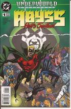DC Underworld Unleashed Abyss Hell's Sentinel  #1 Spectre Alan Scott Dea... - $3.95