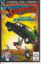 DC Action Comics #685 Funeral For a Friend All New Metropolis Marvel Sup... - $2.25