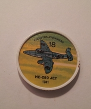 Jello Picture Discs -- #18  of 200 - The HE-280 Jet - $10.00
