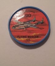 Jello Picture Discs -- # 90  of 200 - The Flying Boxcar - $10.00