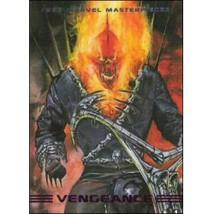 1993 Marvel Masterpieces VENGEANCE #74 - $0.20