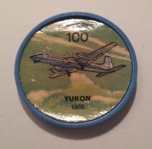 Jello Picture Discs -- # 100  of 200 - The Yukon - $10.00
