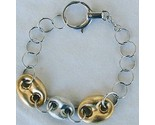 Golden silver bracelet thumb155 crop