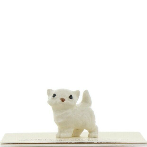 Hagen Renaker Miniature Cat Persian Tiny Kitten Ceramic Figurine