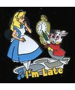 Disney Alice in Wonderland & White Rabbit Magical Musical Moments I'm La... - $12.73