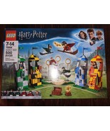 LEGO Harry Potter Quidditch Match 75956 Building Kit New 2019 OFFICIAL S... - $64.30