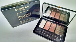 Guerlain Palette 5 Couleurs Eyeshadow 06 Bois Des Indes 6 g / 0.21oz New... - $42.91