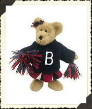 "Boyds Bear ""TAMI P. RALLY""  10"" Plush Cheerleader- #917367 -NWT-2000- Retired - $29.99"
