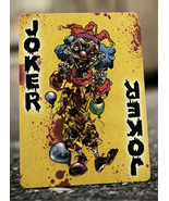 Poker Blackjack--ZOMBIES PLAYING CARDS DECK--Cr... - $9.87