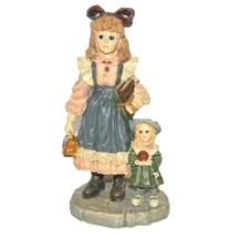Yesterdays Child Boyds Bears   Laura With Jane...First Day Of School #35... - $12.82