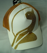 Baby Phat Hat White, Khaki, Rum Brown, Tango Red One Size fits All Free ... - $11.90