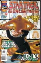 Star Trek Unlimited Comic Book #6 Marvel Comics 1997 NEAR MINT NEW UNREAD - $3.99