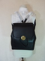 NWT Tory Burch Black Leather Chelsea Backpack $478.00 - $443.52
