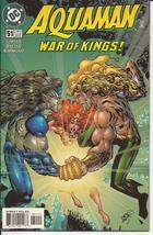 DC Aquaman #51 War Of Kings Action Adventure Atlantis Undersea Fantasy - $2.95