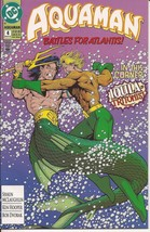 DC Aquaman #4 Iqula Of Tritonist Action Adventure Atlantis Undersea Fantasy - $1.95