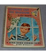 Ding Dong School Book Looking Out the Window Dr. Frances R. Horwich 1954 - $9.95