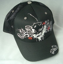 Black Hat by Metalidz Skulls NWT Free Shipping - $11.90