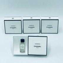 4 Chanel Gardenia Eau de Parfum 4 ml Each Miniature Perfume New - $99.99