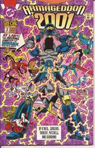 DC Armageddon 2001 Special #2 Monarch Superman Batman Action Adventure - $2.95