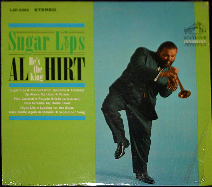Al hirt surgar lips cover
