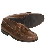 $145 NEW Johnston & Murphy Aragon II Leather Dress Shoes Brown Various Sizes - $59.95