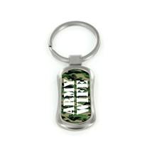 Army Wife Key Chain Metal Keychain Smooth Finish [Jewelry] - $8.33