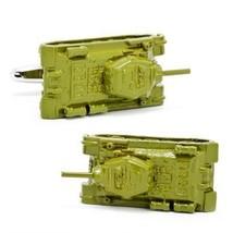 Army Tank Cufflinks in Green [Jewelry] - $49.00