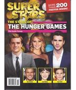 THE HUNGER GAMES SUPER STARS Magazine - $7.95