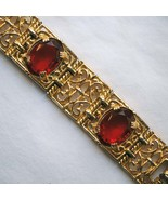 "Vintage Renaissance Revival ""Revisited"" Link Bracelet - £28.03 GBP"
