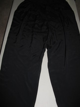 Lindsey Gee Petites Ladies Slacks Pants Size 14P Black Nw - $7.99