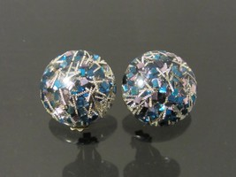 Vintage Jewelry Lucite Clip On Earring  - $4.50