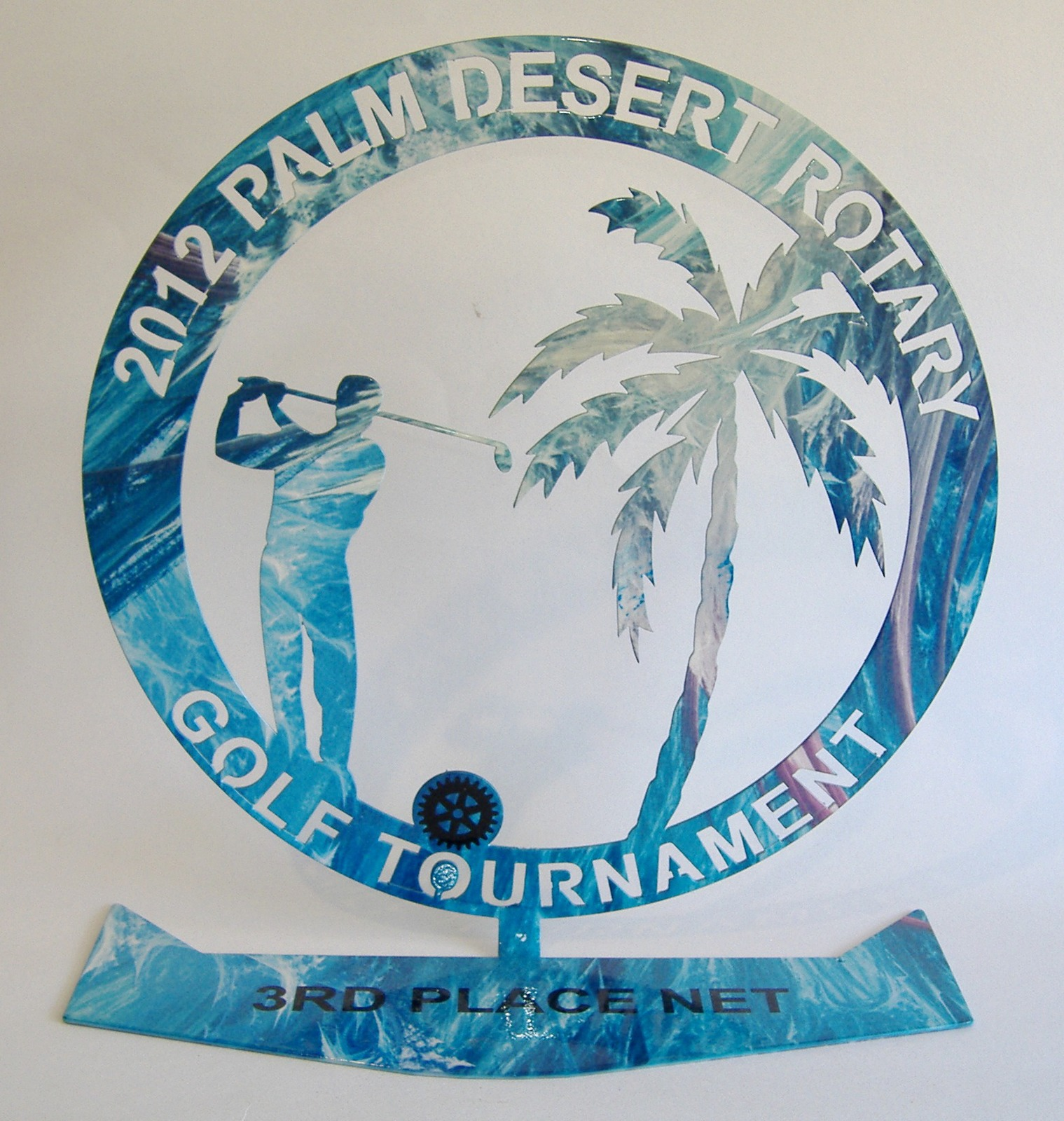 Award golf trnmnt pd 2012     st