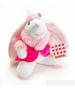 "Easter Rabbit,Bunny, Mrs. Ears-A-Lot 9"" Plush T... - $11.90"