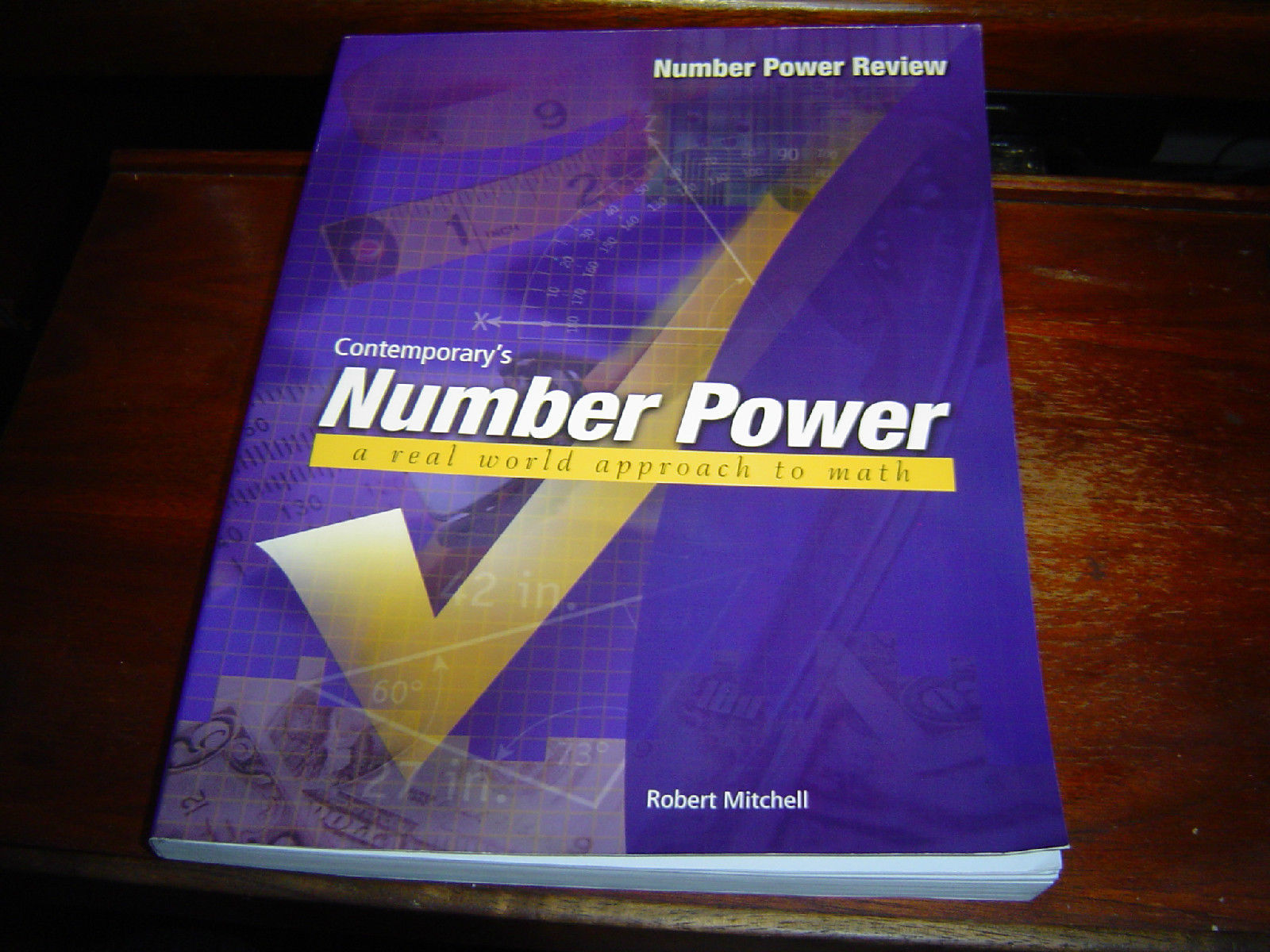 Primary image for NEW* Contemporary's Number Power Number Power Review Real World Approach to Math