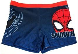 Marvel Avengers Spider-Man Boys Swim Bottom Shorts (US Size: 8) - $9.89