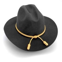 US Civil War Confederate Officer's Replica Slouch Hat Size LARGE - $109.99