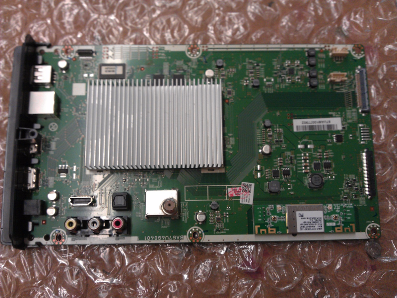 A67UAMMA-001 Main Board From 50PFL5601/F7 DS1 LCD TV