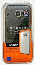 Spigen Neo Hybrid Case for Samsung [ Galaxy S6 Edge ] (2015) Gunmetal image 4