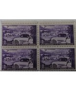 1953 Set of Four 50th Anniversary Trucking Industry 3 Cent Postage Stamps - $1.00