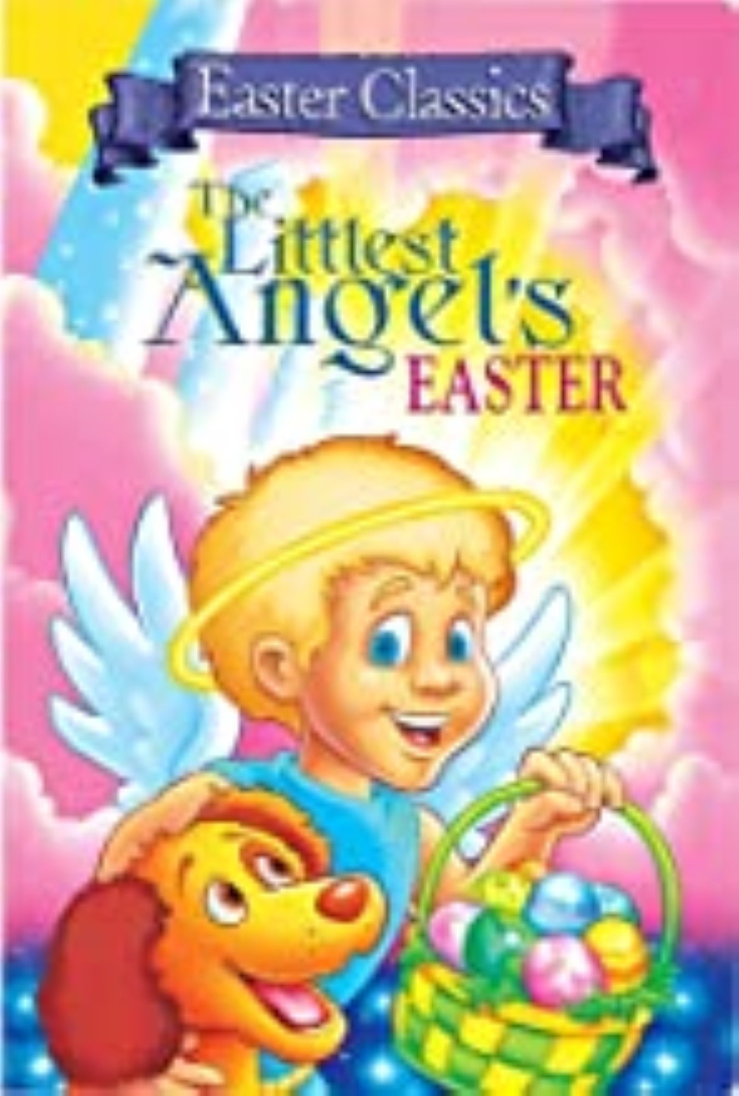 The Littlest Angel's Easter Dvd