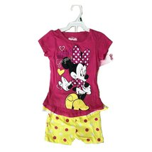 DISNEY MINNIE MOUSE 3 PIECES SET 2T-4T (2T) - $14.69