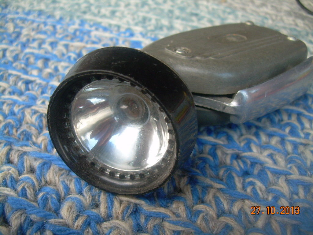 Primary image for Military Dynamo Flashlight Russian Vintage Rare Soviet Russian Ussr about 1970