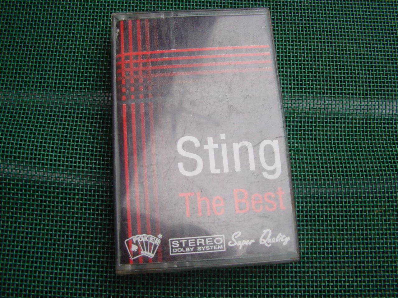 Primary image for Sting - The Best - Cassette , Polish Press
