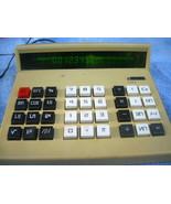 Vintage Soviet Russian  USSR Elektronika MK-41 VFD  Calculator For Repair - $24.15