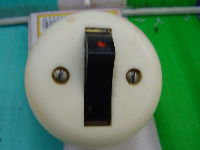 Primary image for Vintage Soviet Ussr Russian Rare  Lamp Switch about 1958
