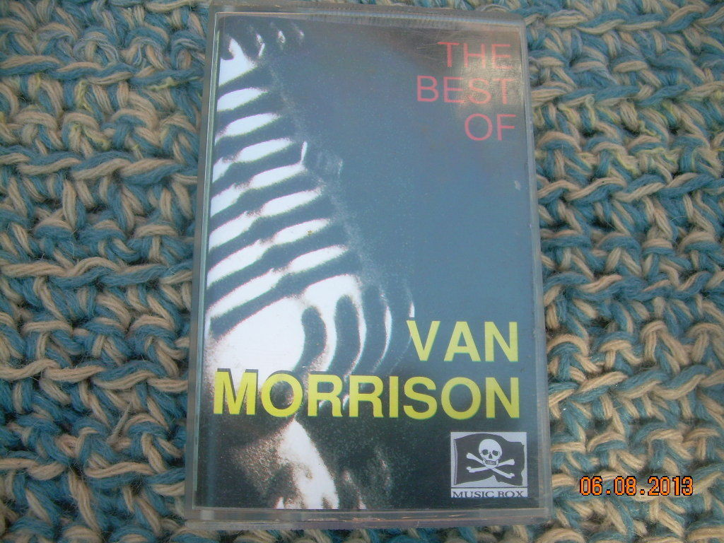 Primary image for The Best Of Van Morrison  Cassette Polish Release Made In Poland
