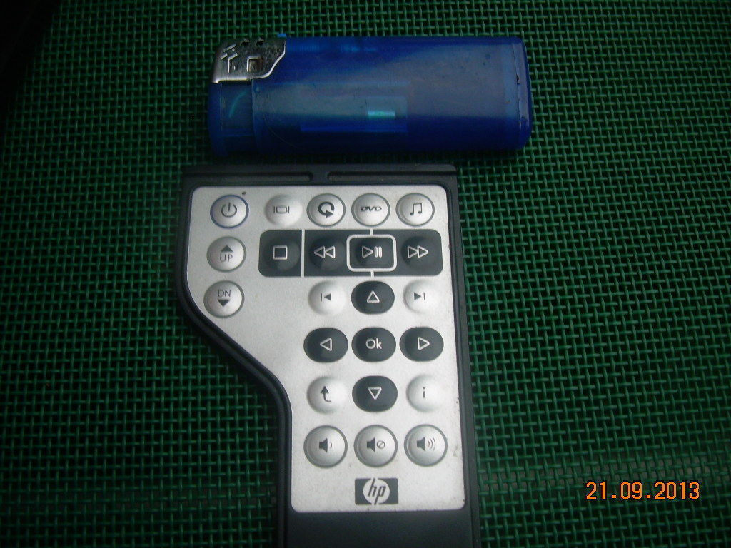 Primary image for Hewlett Packard HP Computer Remote Control RC6 ir